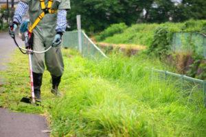 草刈り後の後始末を草刈り専門業者に依頼する